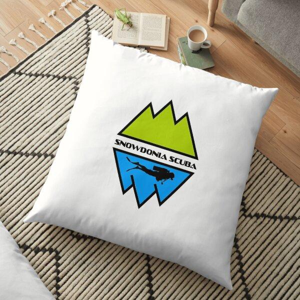 'SUBLIME' SNOWDONIA SCUBA Floor Pillow