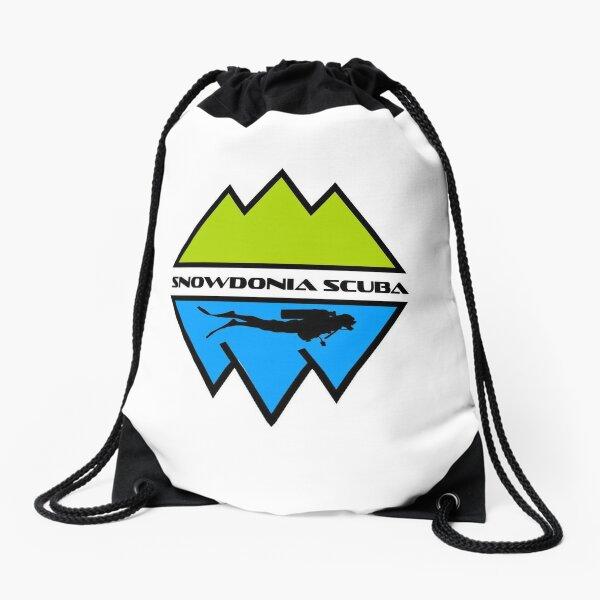'SUBLIME' SNOWDONIA SCUBA Drawstring Bag