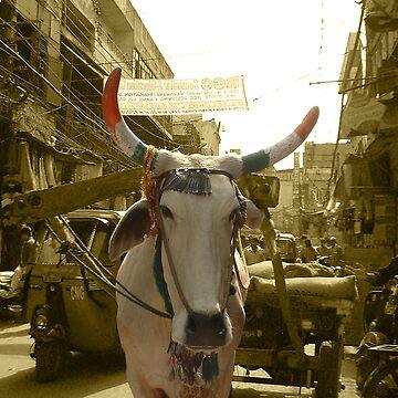 Delhi Bull by crispyfried