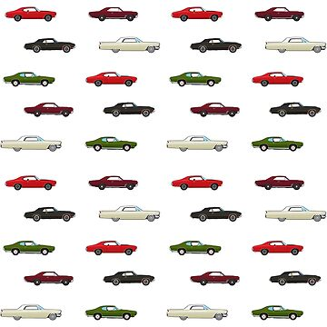 American Muscle Cars by CLIFFBLACK