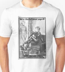 Vintage Latex Unisex T-Shirt