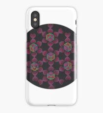 Grid of Divine Love iPhone Case