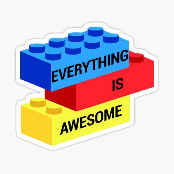 Tout est génial Sticker