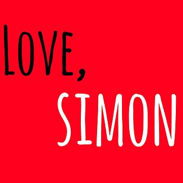 Love Simon by BrittanyConley