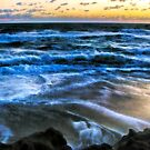 Turbulence and Tranquility by Noble Upchurch