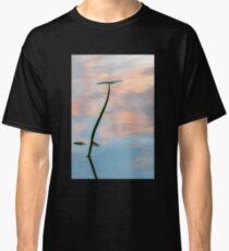 Sunset silhouette Classic T-Shirt