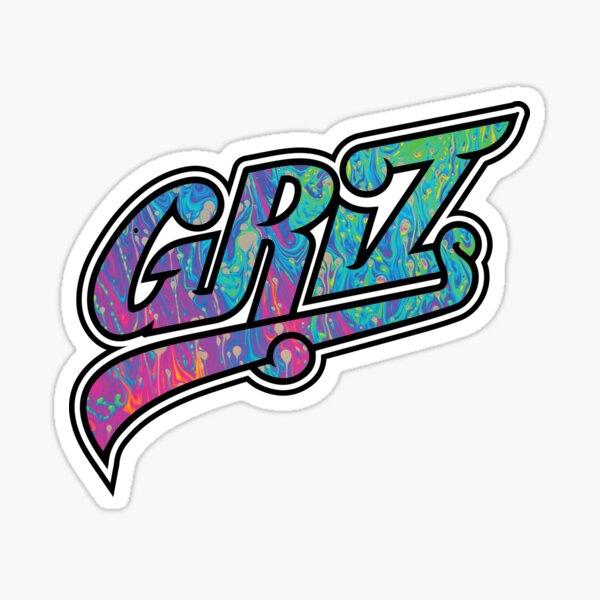 Griz Logo Sticker