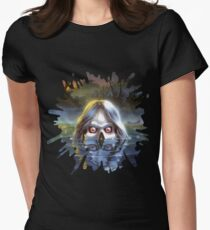 The Curse of Camp Cold Lake Women's Fitted T-Shirt