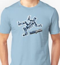 Tackle Junkie Outline Man Unisex T-Shirt