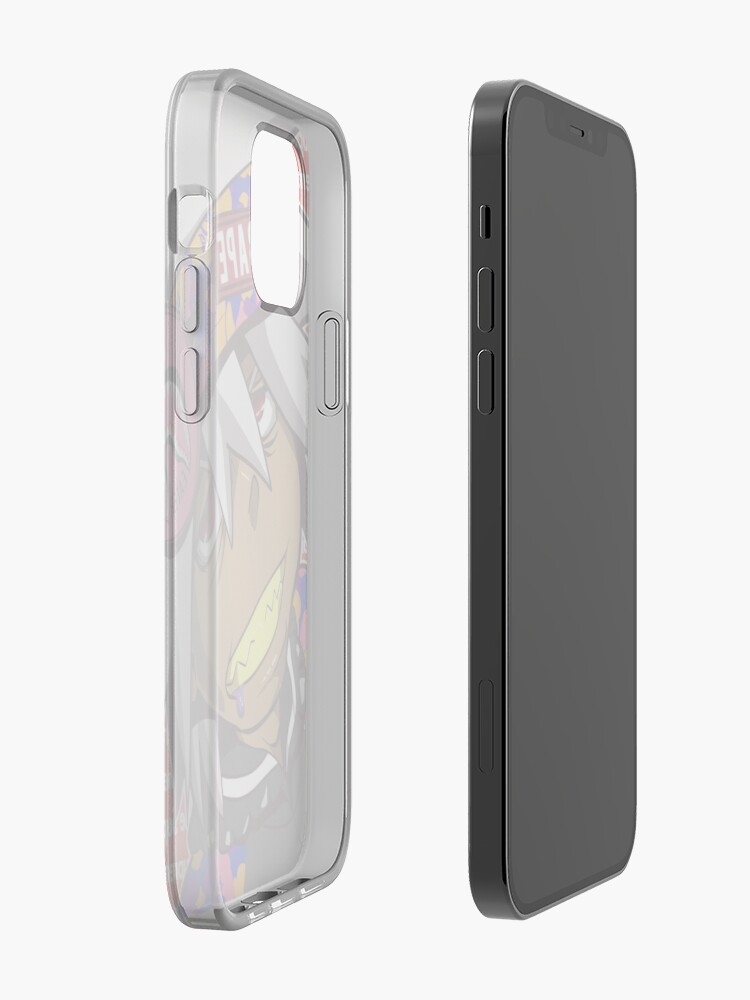 Alternate view of Bape Eater iPhone Case & Cover