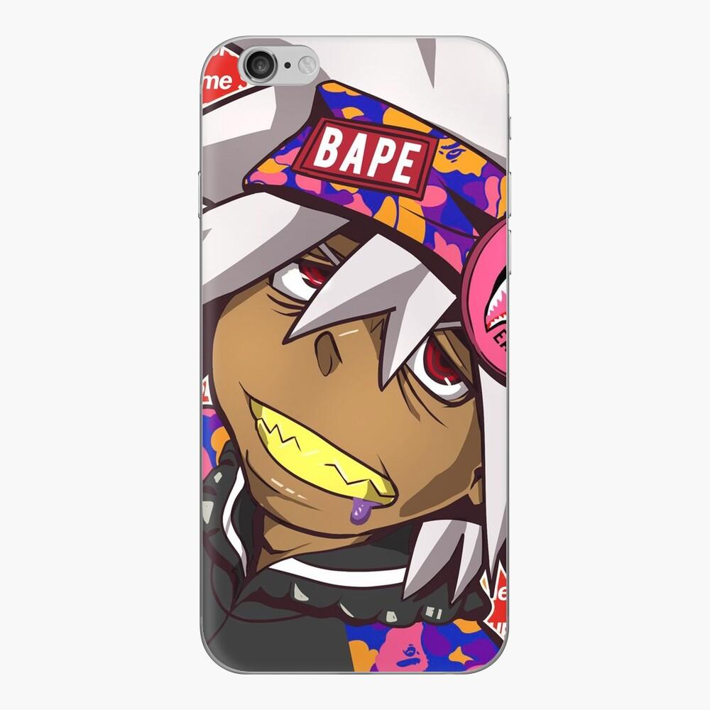 Bape Eater iPhone Klebefolie