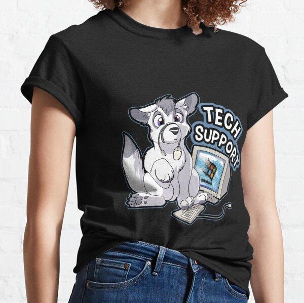 Tech Support Classic T-Shirt