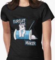 Fursuit Maker Women's Fitted T-Shirt