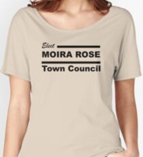 Moira Rose For Town Council Women's Relaxed Fit T-Shirt