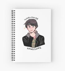 Cuaderno de espiral MIC DROP: WORLDWIDE HANDSOME