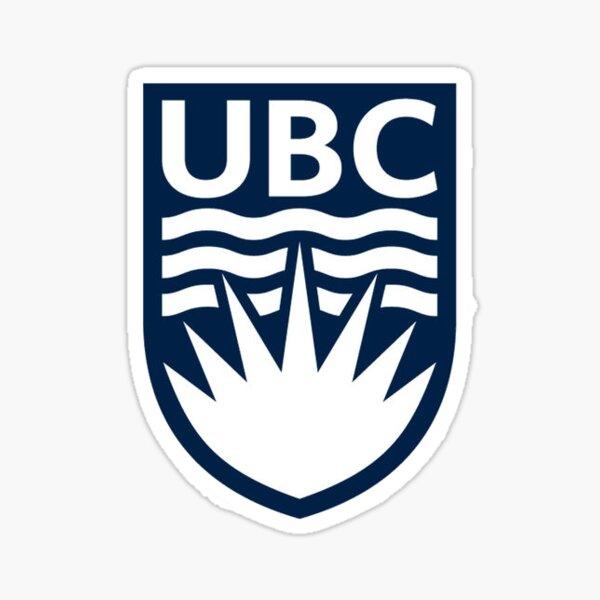 UBC Sticker Sticker