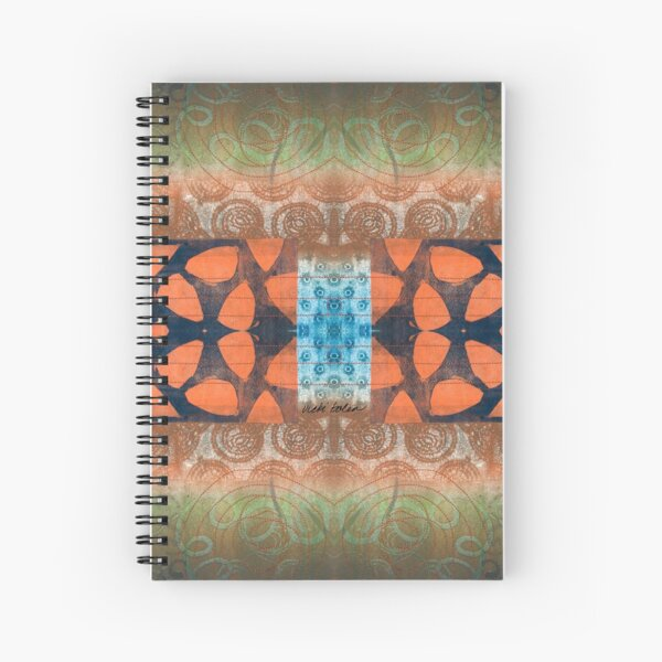Possibility of Secret Wishes Spiral Notebook