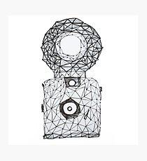 Vintage Camera 4.0 Photographic Print