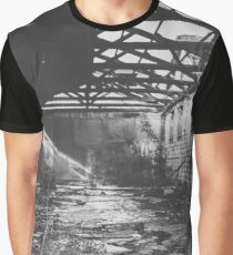 Factory building Graphic T-Shirt