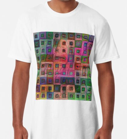 Autumn #DeepDream A Long T-Shirt
