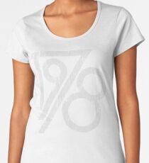 Retro Vintage 1978 - 40th Birthday T-Shirt Women's Premium T-Shirt