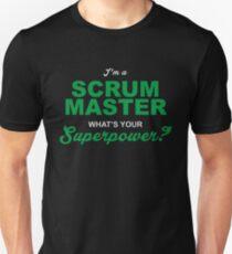 Scrum master superpower Unisex T-Shirt