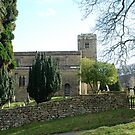 Lastingham church, another view by dougie1