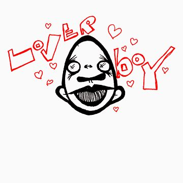 Lover Boy by heckmatic