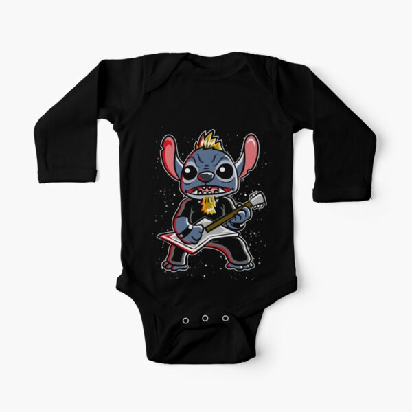 Master of Space Long Sleeve Baby One-Piece