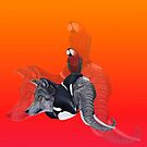 Faszination Wildtiere Farbe 2 von Doris Thomas