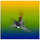 Faszination Wildtiere Farbe 6 von Doris Thomas