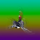 Faszination Wildtiere Farbe 7 von Doris Thomas