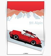 911 Alpin Poster