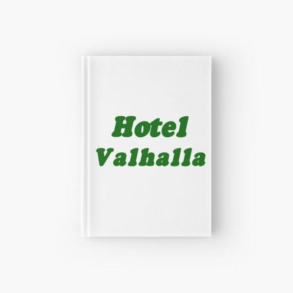 Hotel Valhalla Hardcover Journal