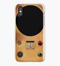 Warehouse 13 Farnsworth Inspired iPhone Case