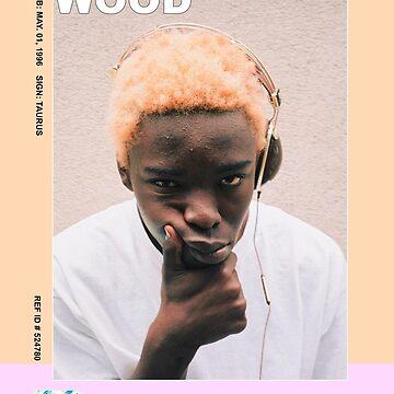 rapper cards: merlyn wood, man by based-figaro