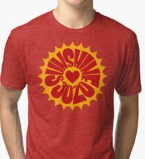Sunshine 3020 Sunburst Tri-blend T-Shirt