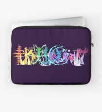Senshi Rainbow Laptop Sleeve