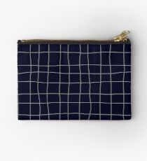 Sapphirine bars of different width Studio Pouch