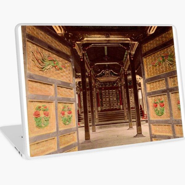 Temple Haiden Laptop Skin
