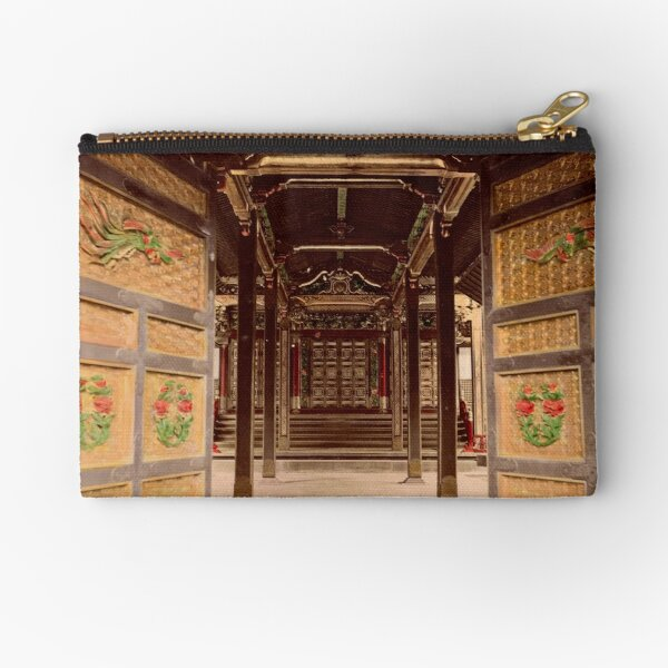 Temple Haiden Zipper Pouch