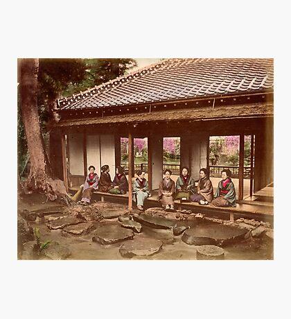 Geisha Photographic Print