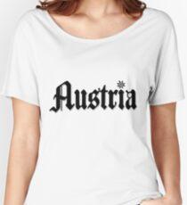 Austria / Austria Women's Relaxed Fit T-Shirt