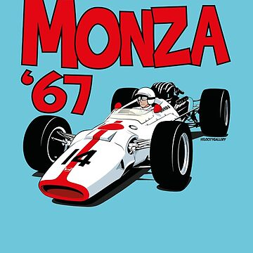 Monza 1968 Formula One car by velocitygallery