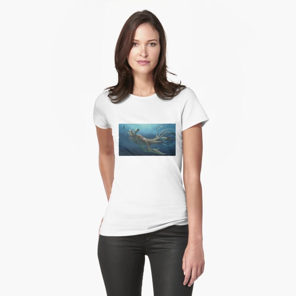 See-Kaiser Tailliertes T-Shirt