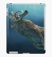 See-Kaiser iPad-Hülle & Klebefolie