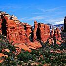 Sedona, Arizona...USA by Nancy Richard