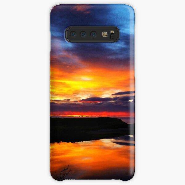 Sunrise at Coles bay Tasmania Samsung Galaxy Snap Case