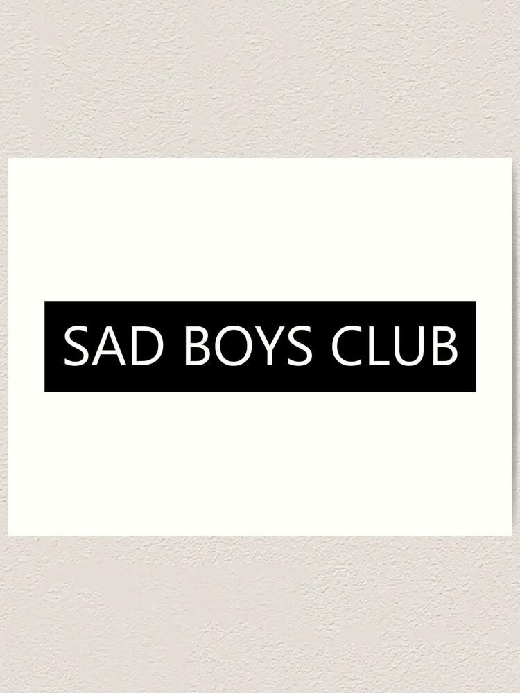 Sad text art