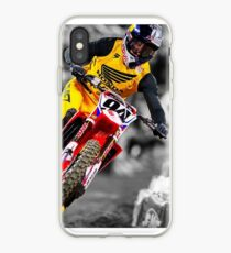 CRF 450 - KR 94 iPhone Case